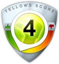 tellows Score 4 zu 3144445933